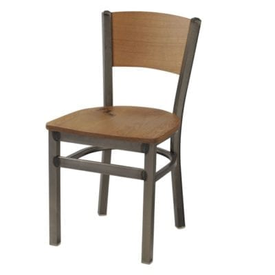 Affinity Steel Buckeye Side Chair