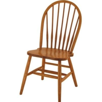 Affinity Traditional Bowback Chair 7 spindles