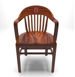 Ohio State Chair made by Amish