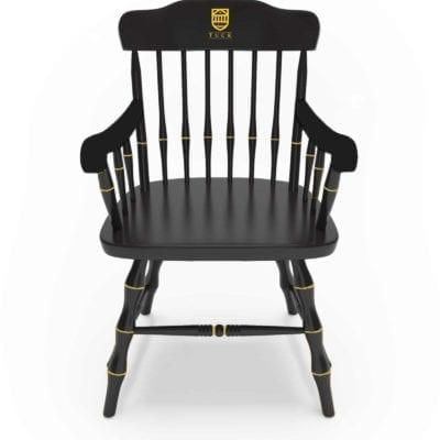 ATCC Chair wiht Gold Tuck logo