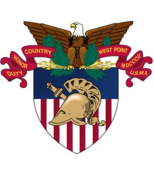 West Point Traditional Crest Logo
