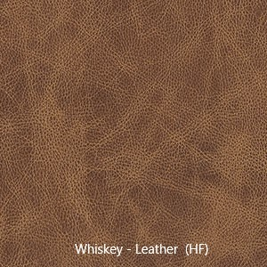 Leather sample- Whiskey -light brown